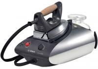 Bosch TDS2520 800W 0.8L Silver steam ironing station - Steam Ironing Stations (800 W, 0.8 L, Silver, 220-240, 50-60, 2 m)